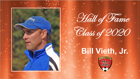Hall of Fame Bill Vieth Jr