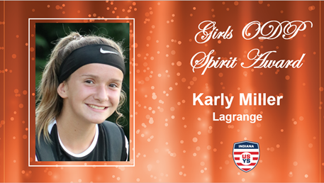 Girls ODP Karly Miller
