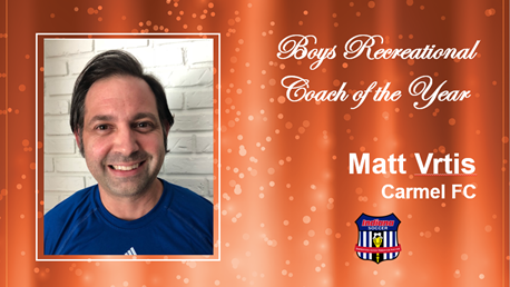 Boys Recreational Matt Vrtis