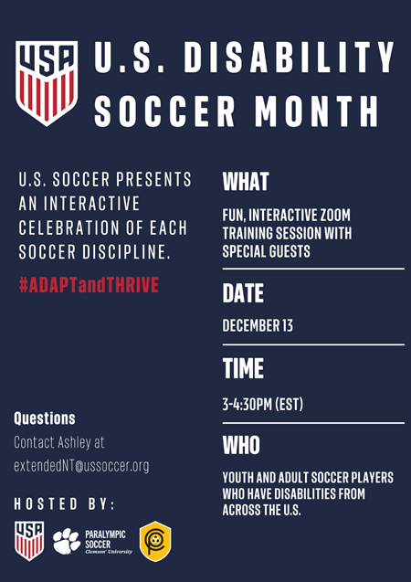 US_Soccer_Disability_Month
